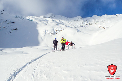 March 23-25, 2018 Great Canadian Heli-Skiing Guide Photos