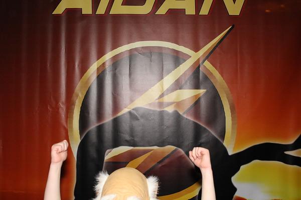 March 24, 2018 | Aiden's Bar Mitzvah