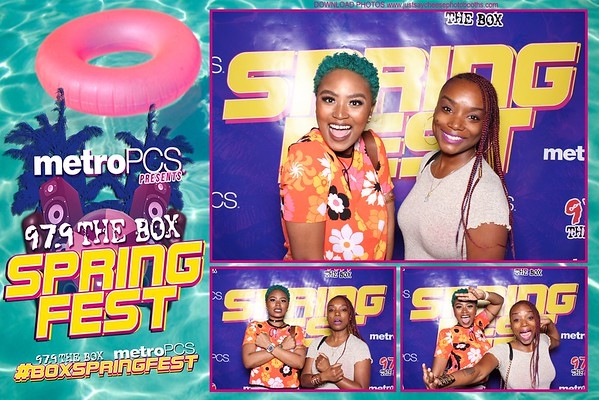 Spring Fest - Strips
