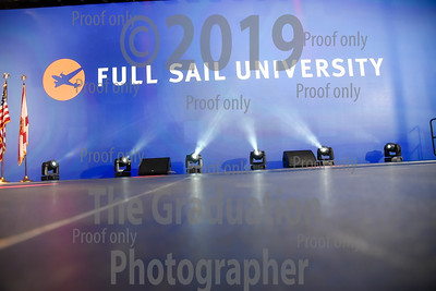 March 6th, 2020 Full Sail Graduation