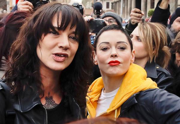 APTOPIX Italy Women's Day