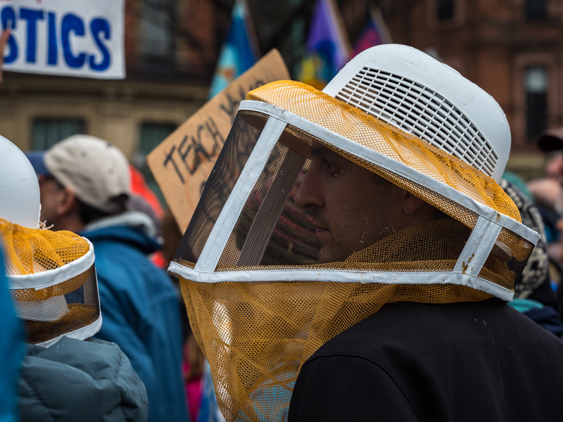 March for Science, 2017