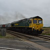 66565 4L90 Lawley St - Felixstowe passes Upwell Rd LC