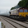 66206 4M44 Barham - Mountsorrel passes Middle Rd LC