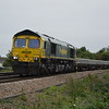 66956 6Y73 Whitemoor Yd - Stamford Hill passes Silt Rd LC