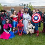 Louisville Costume Performers.