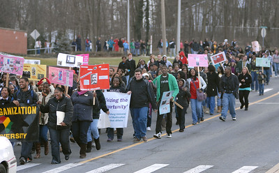 March for Humanity- January 2009