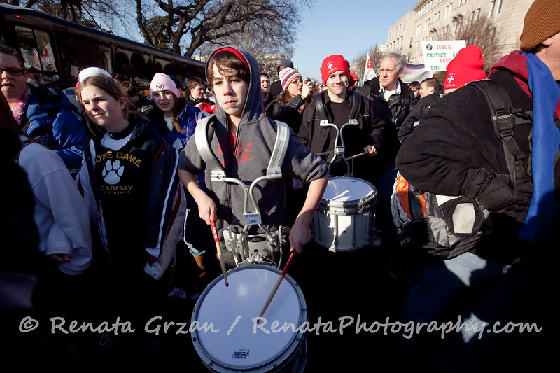 096- March For Life 2011 - Renata Photography