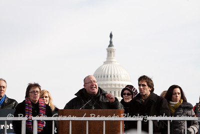 012- March For Life 2011 - Renata Photography