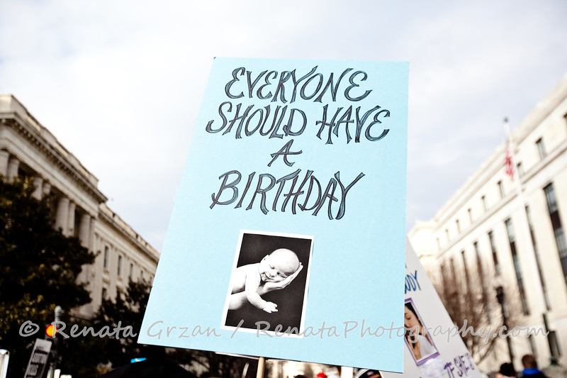 119- March For Life 2011 - Renata Photography