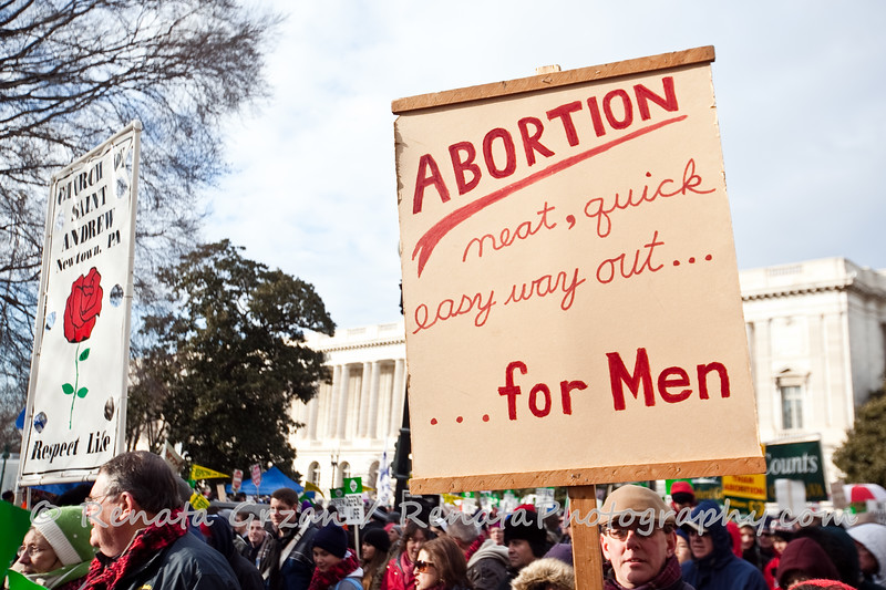 117- March For Life 2011 - Renata Photography