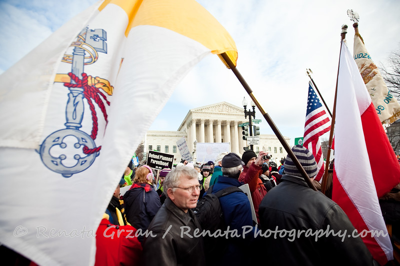 111- March For Life 2011 - Renata Photography
