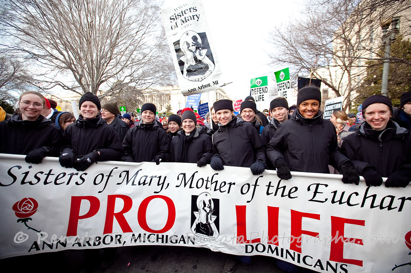 115- March For Life 2011 - Renata Photography