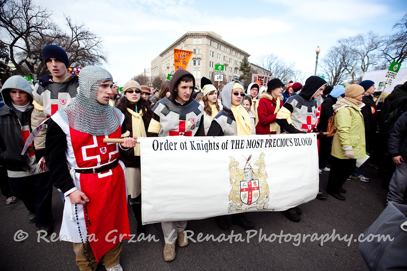 108- March For Life 2011 - Renata Photography