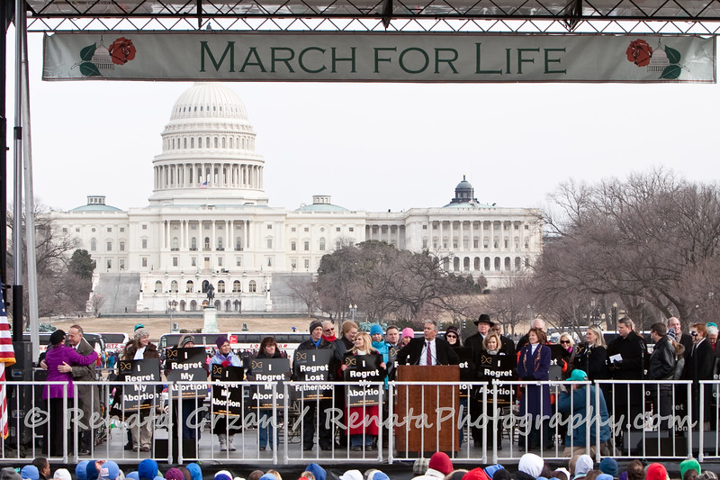 040- March For Life 2011 - Renata Photography