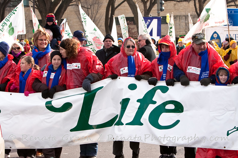 070- March For Life 2011 - Renata Photography