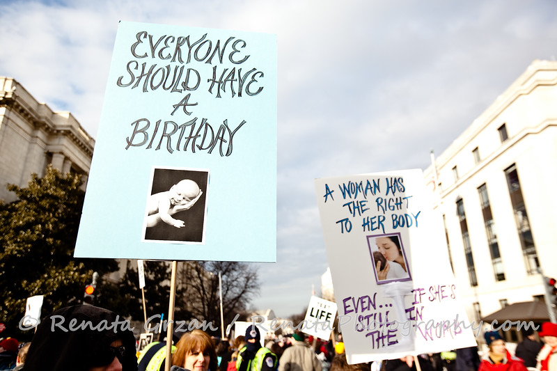120- March For Life 2011 - Renata Photography