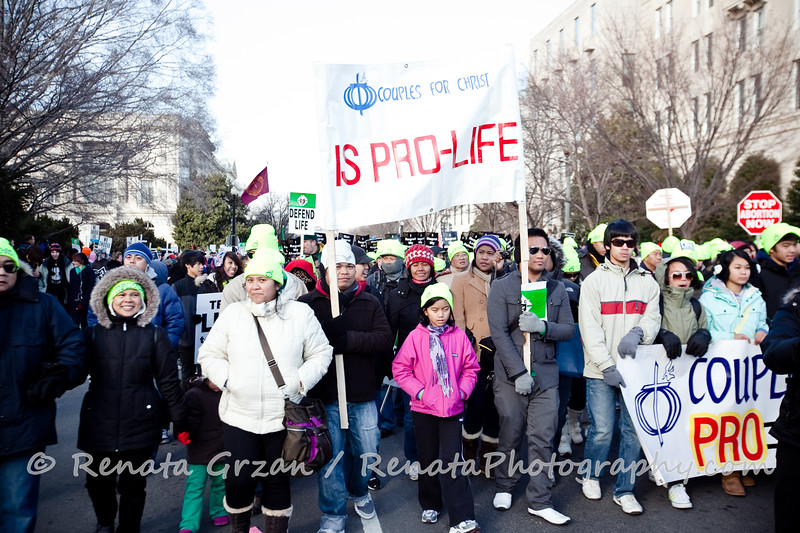 102- March For Life 2011 - Renata Photography