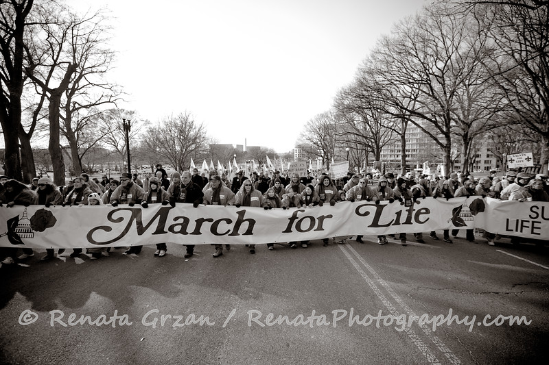 087- March For Life 2011 - Renata Photography