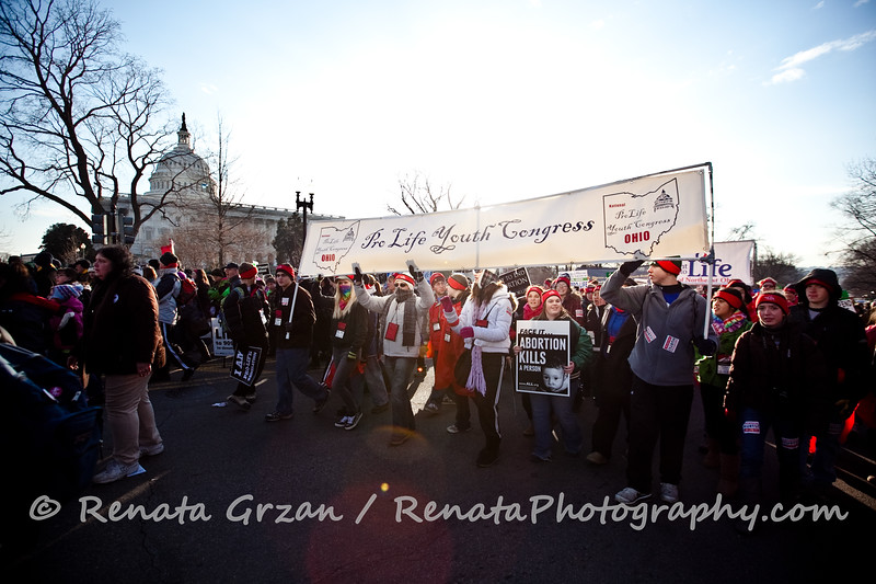 130- March For Life 2011 - Renata Photography