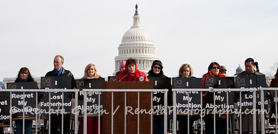 003- March For Life 2011 - Renata Photography