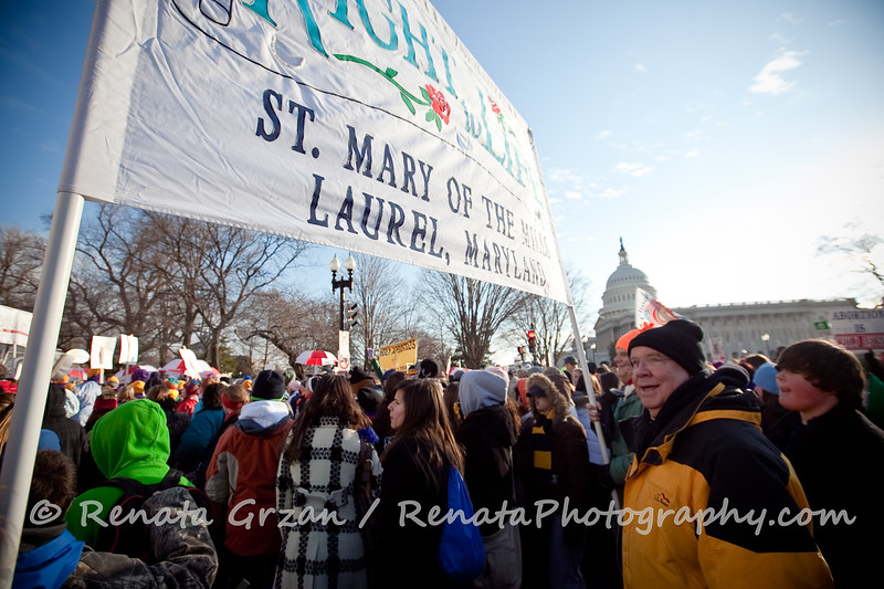 126- March For Life 2011 - Renata Photography