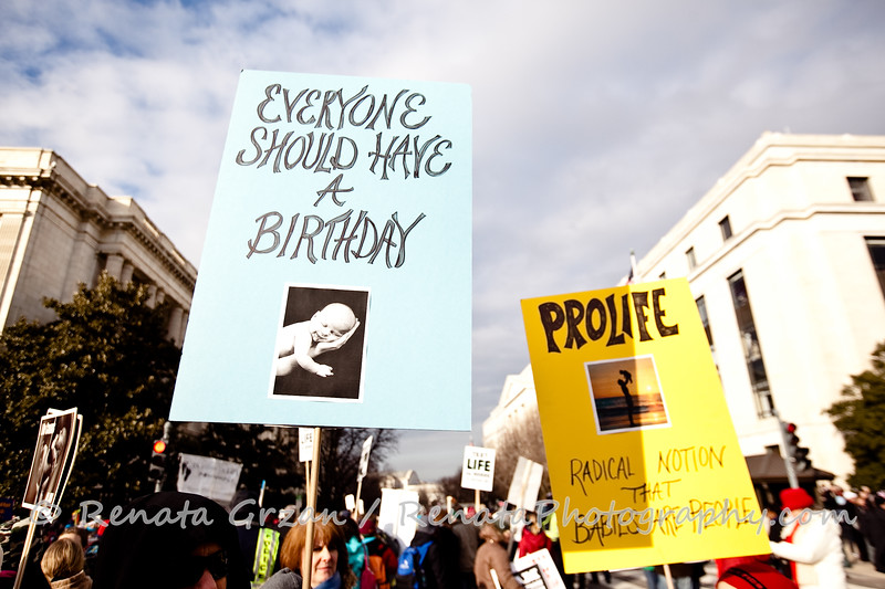 121- March For Life 2011 - Renata Photography