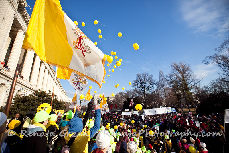 137- March For Life 2011 - Renata Photography