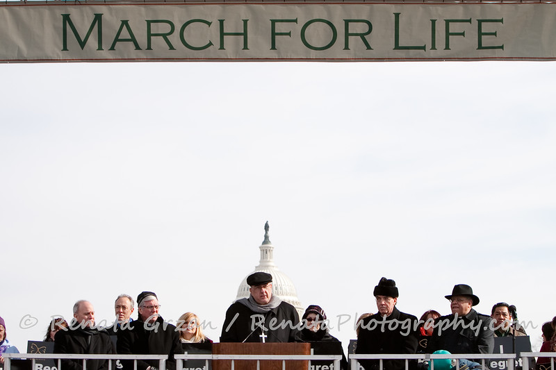 005- March For Life 2011 - Renata Photography
