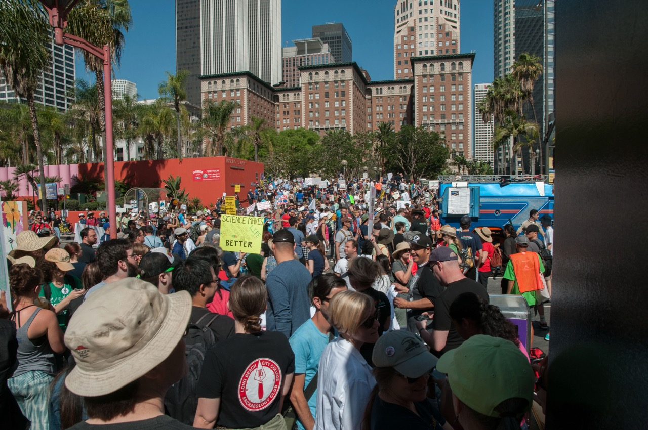 March for Science Los Angeles