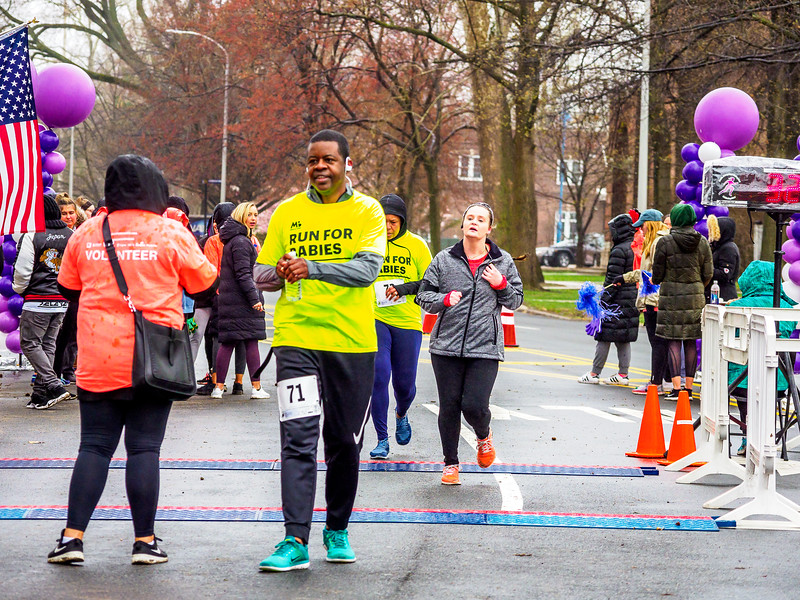 2018 Philly March for Babies 10K-5K Run Walk