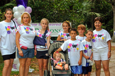 2009 March of Dimes Walk for Babies