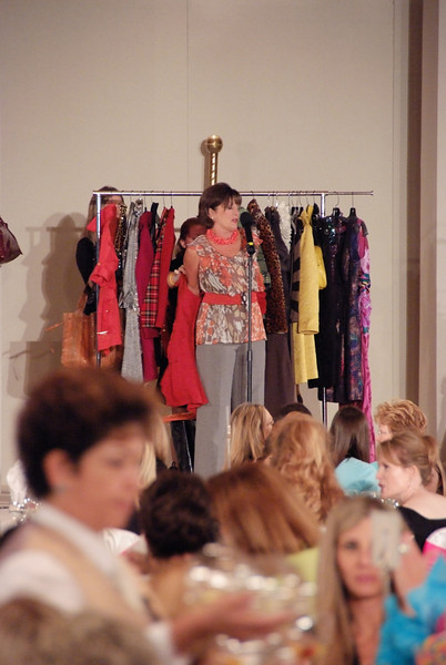 MOD Woman's Hospital Labor Day luncheon and Style show