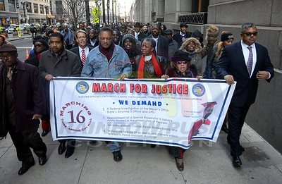 March on City Hall 12042015