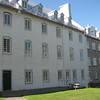 """View of outer parts of the """"quadrangle"""" buildings in the Seminary"""
