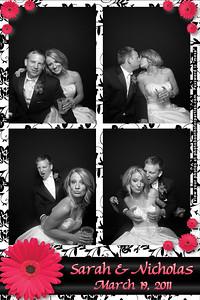Sarah and Nicholas Wedding