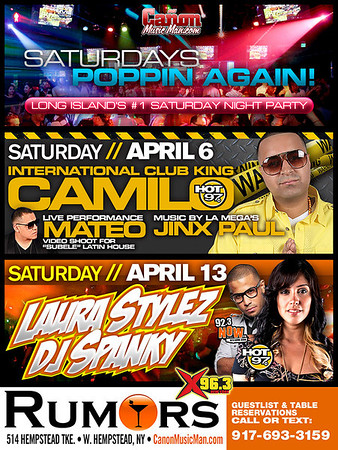 03-30-13 Rumors Saturdays PROSTYLE