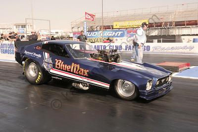 March Meet Nitro Funny Cars  Blue Max
