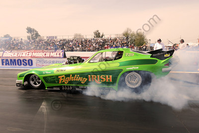 March Meet Nitro Funny Cars  Fightin Irish (2)