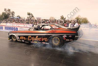March Meet Nitro Funny Cars  Mr Explosive