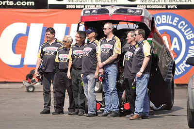 March Meet Nitro Funny Cars   Boychuk Crew