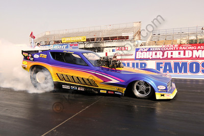 March Meet Nitro Funny Cars Kris Krabill