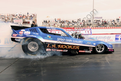 March Meet Nitro Funny Cars  LA Hooker