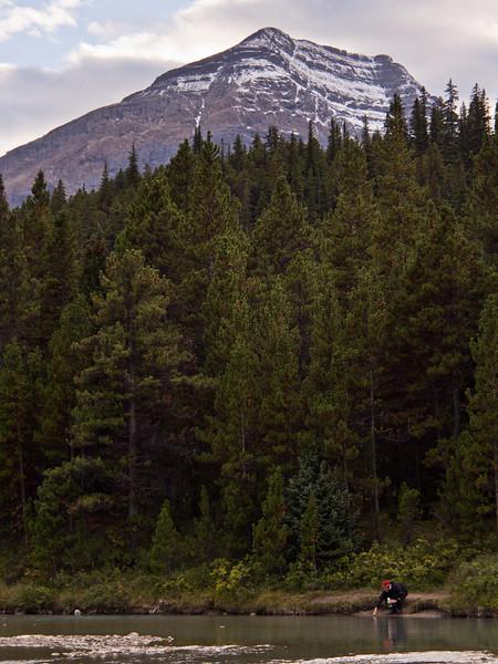 Four Points campsite