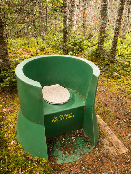 Standard ECT toilet