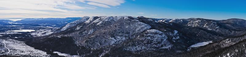 Monts du Lac des Cygnes & de l'Ours
