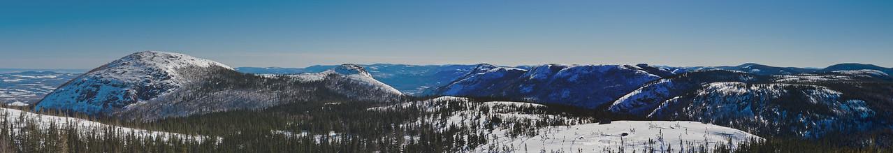 Mont Du Four - Zec des Martres