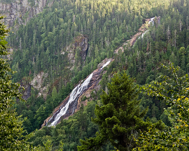 Chute Delaney - Vallée Bras du Nord