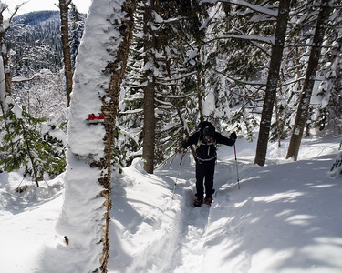 Sentier des Caps de Charlevoix