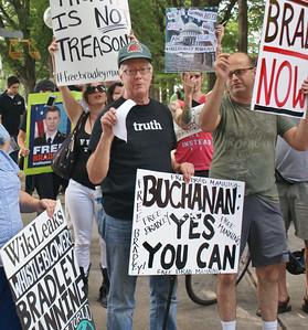 Support Bradley Manning protest D.C. '13 (5)